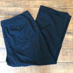 Lane Bryant size 22 black Pant